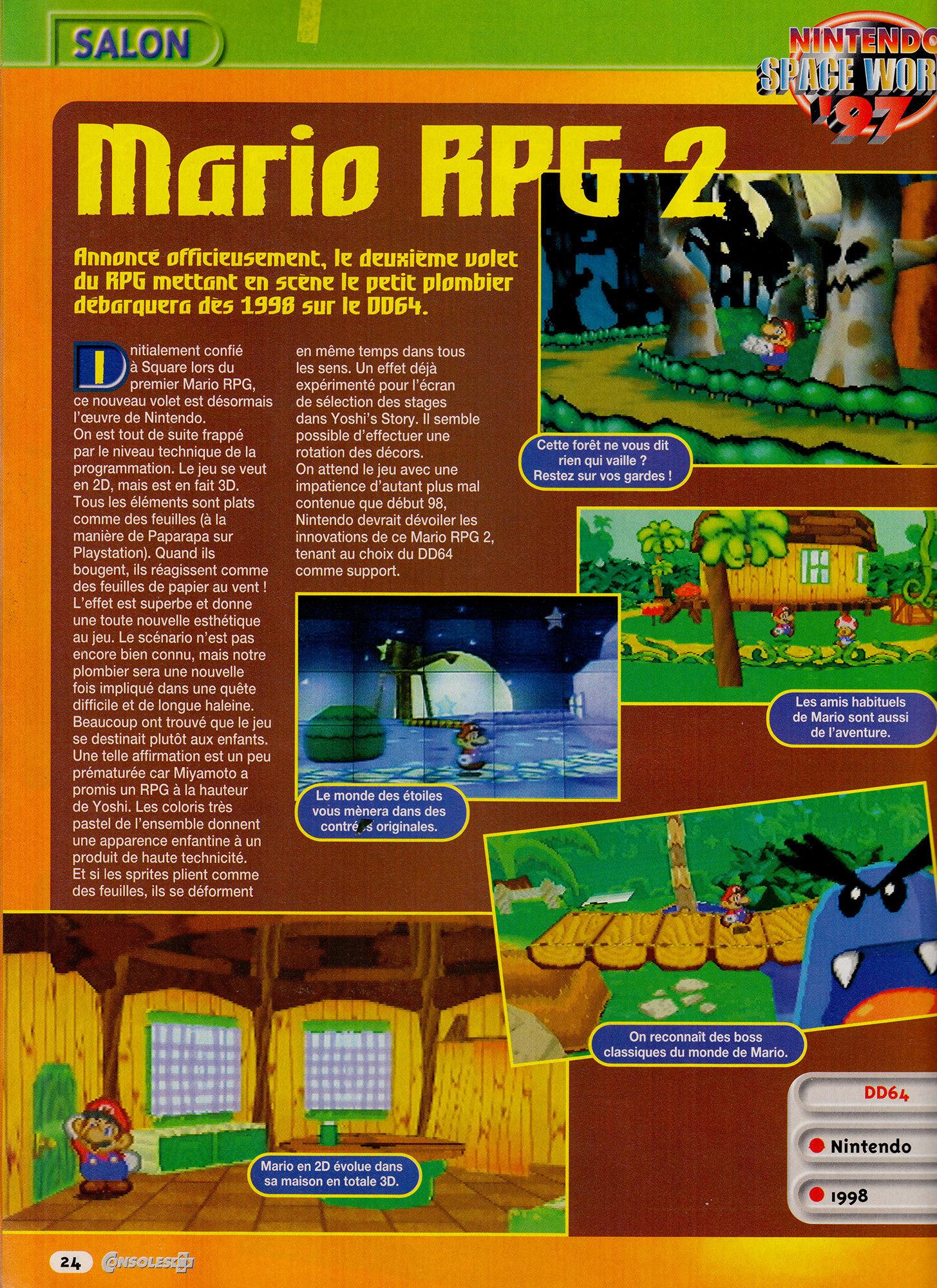 mario rpg 2 for the 64dd legends of localization dev blog